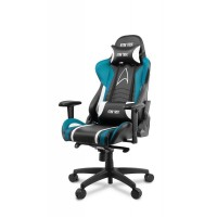 Кресло для геймера Arozzi Gaming Chair - Star Trek Edition - Blue
